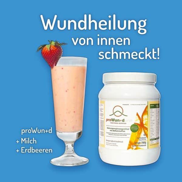 wunden-heilen-prowund-shake-erdbeer